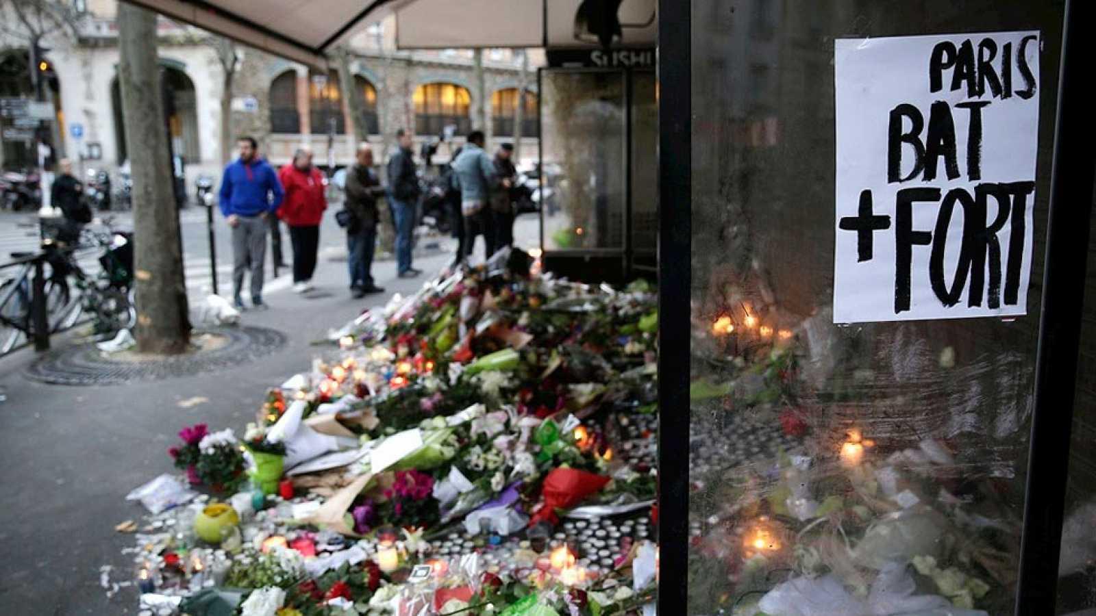 Atentado En Paris Francia Vuelve A Ser Objetivo Del Terrorismo Yihadista