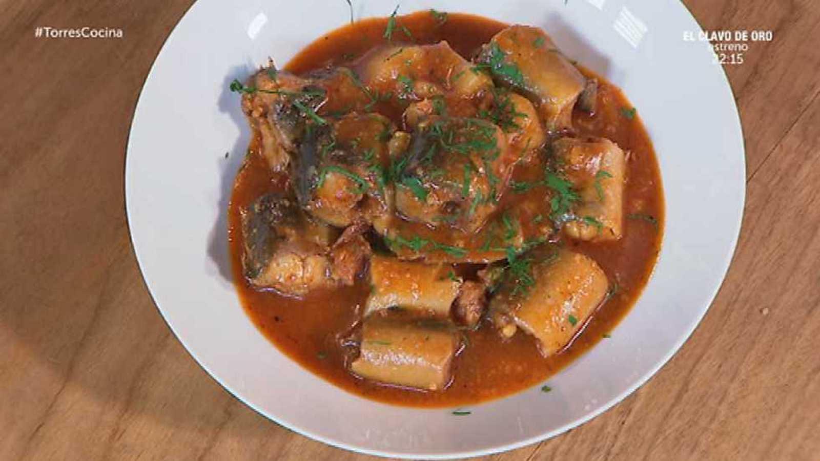 Recetas de Cocina de cuchara - Torres en la Cocina - RTVE.es
