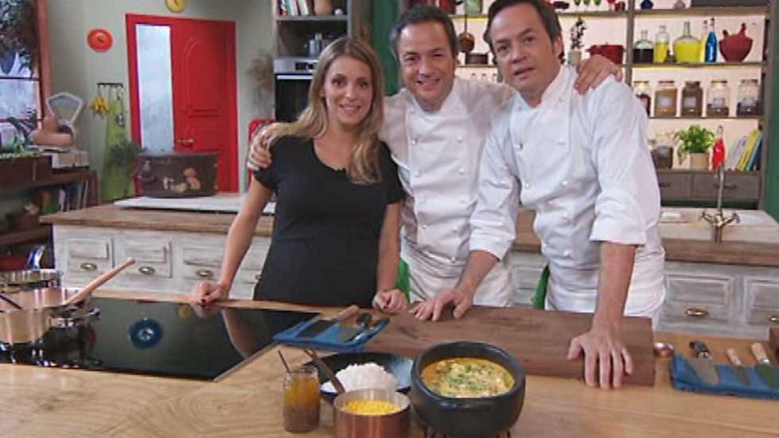 Cocinando Con Sergio | Torres En La Cocina Cocina De Viajes America Rtve Es