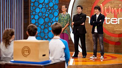 Test MasterChef Junior - ¿Qué piensas del jurado?