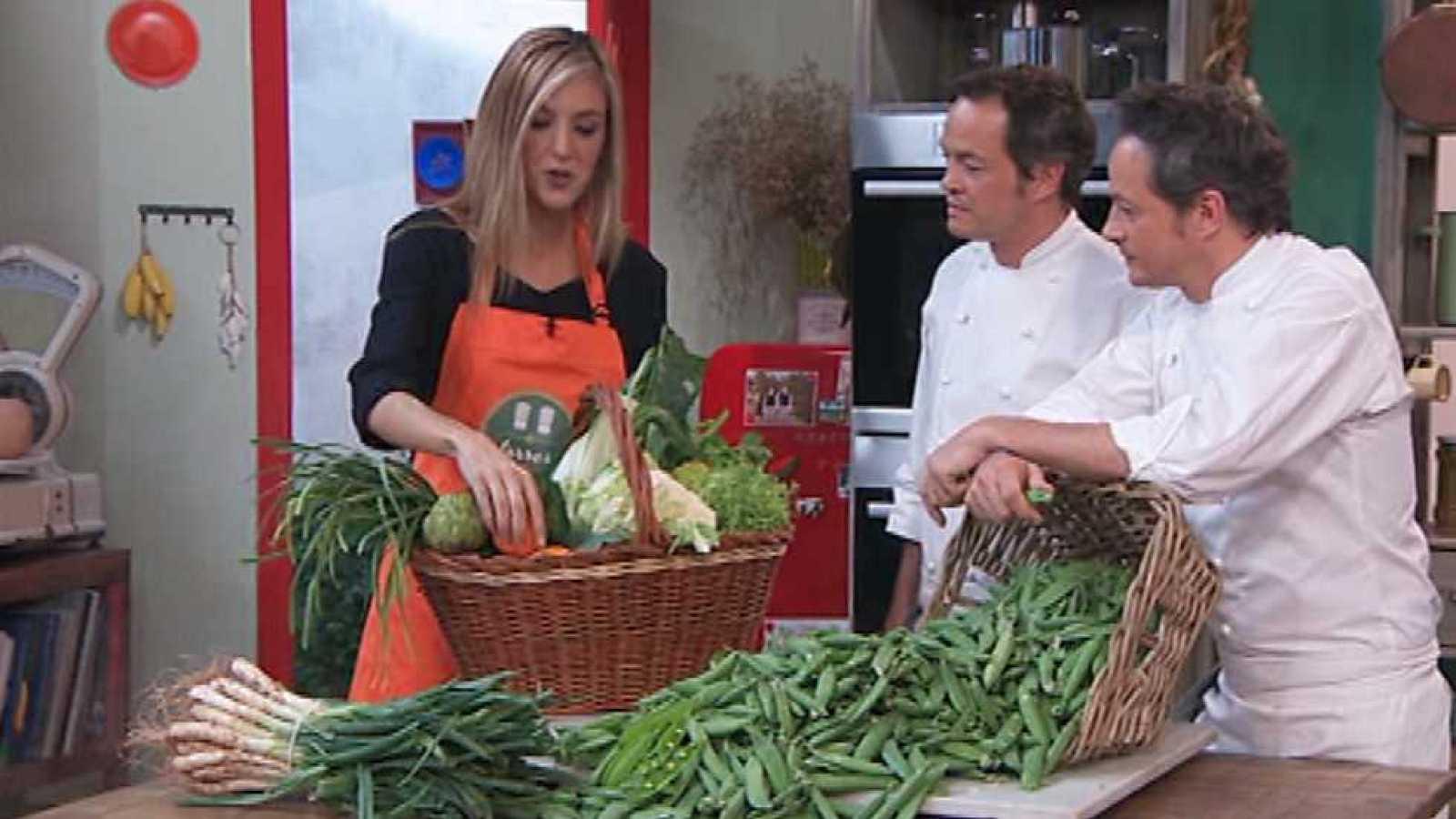 Torres en la cocina - Empieza la temporada del guisante - RTVE.es