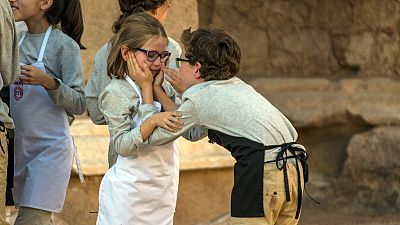 MasterChef Junior 3 - Laura entristece porque no repescan a su hermano