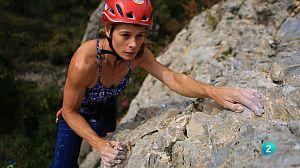 Araceli Segarra ens ensenya com escalen els dragons