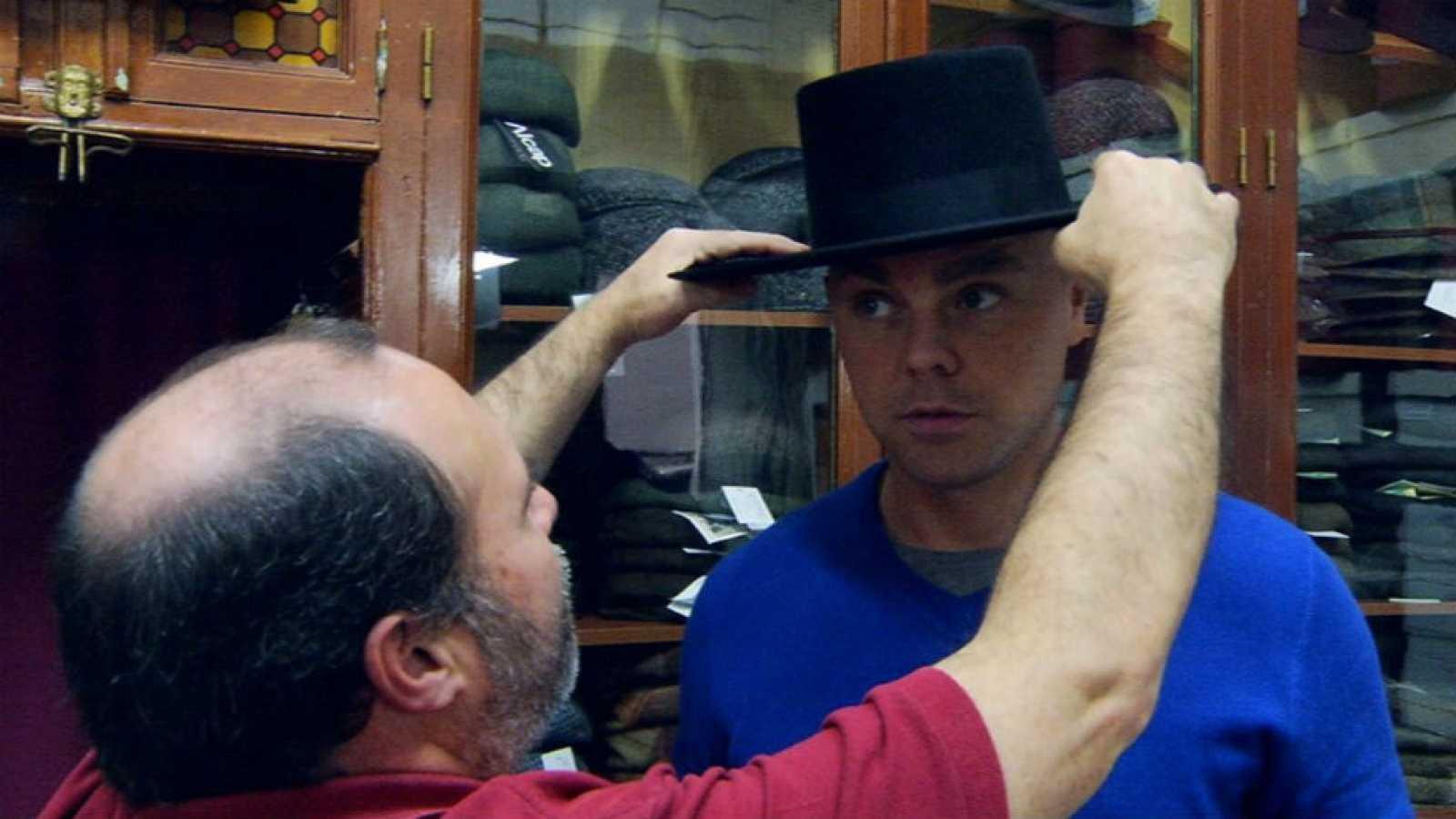 Para todos los públicos ¿Cómo se hace un sombrero cordobés  reproducir video 7e80d2cf283