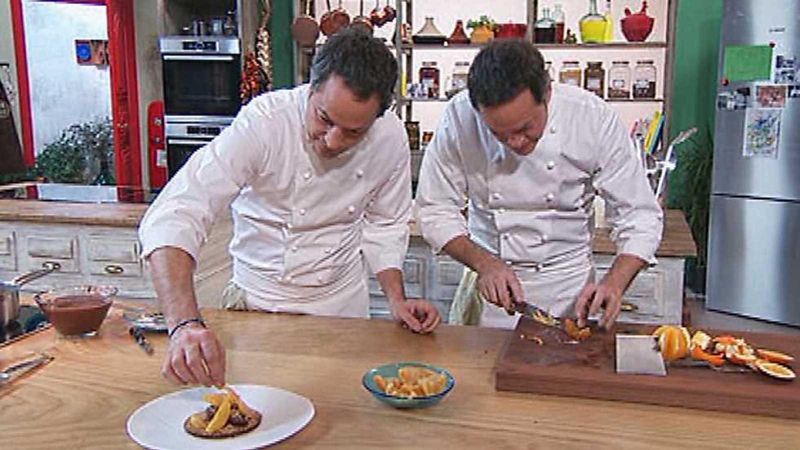 Torres en la cocina postres geniales for Cocina hermanos torres