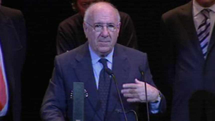 Alfredo Landa anuncia su retirada en 2007