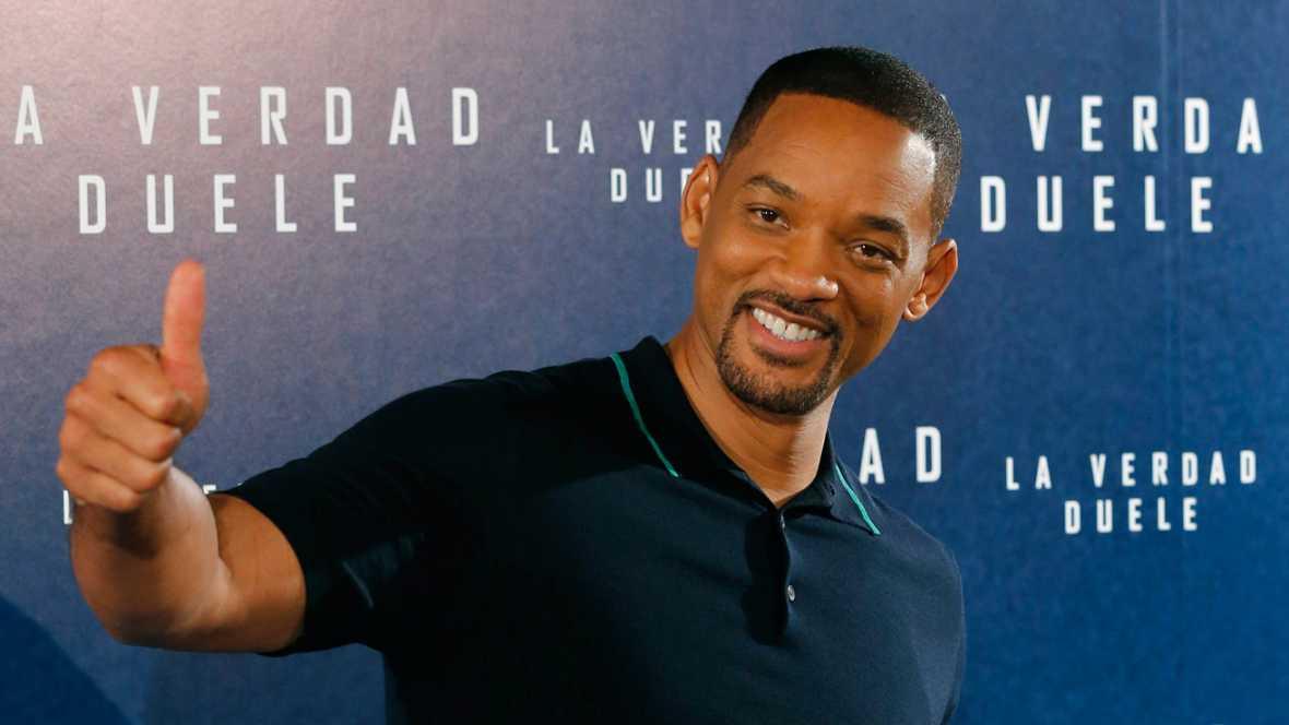 """Will Smith: """"Hay que seguir trabajando para que los Oscar sean más igualitarios"""""""