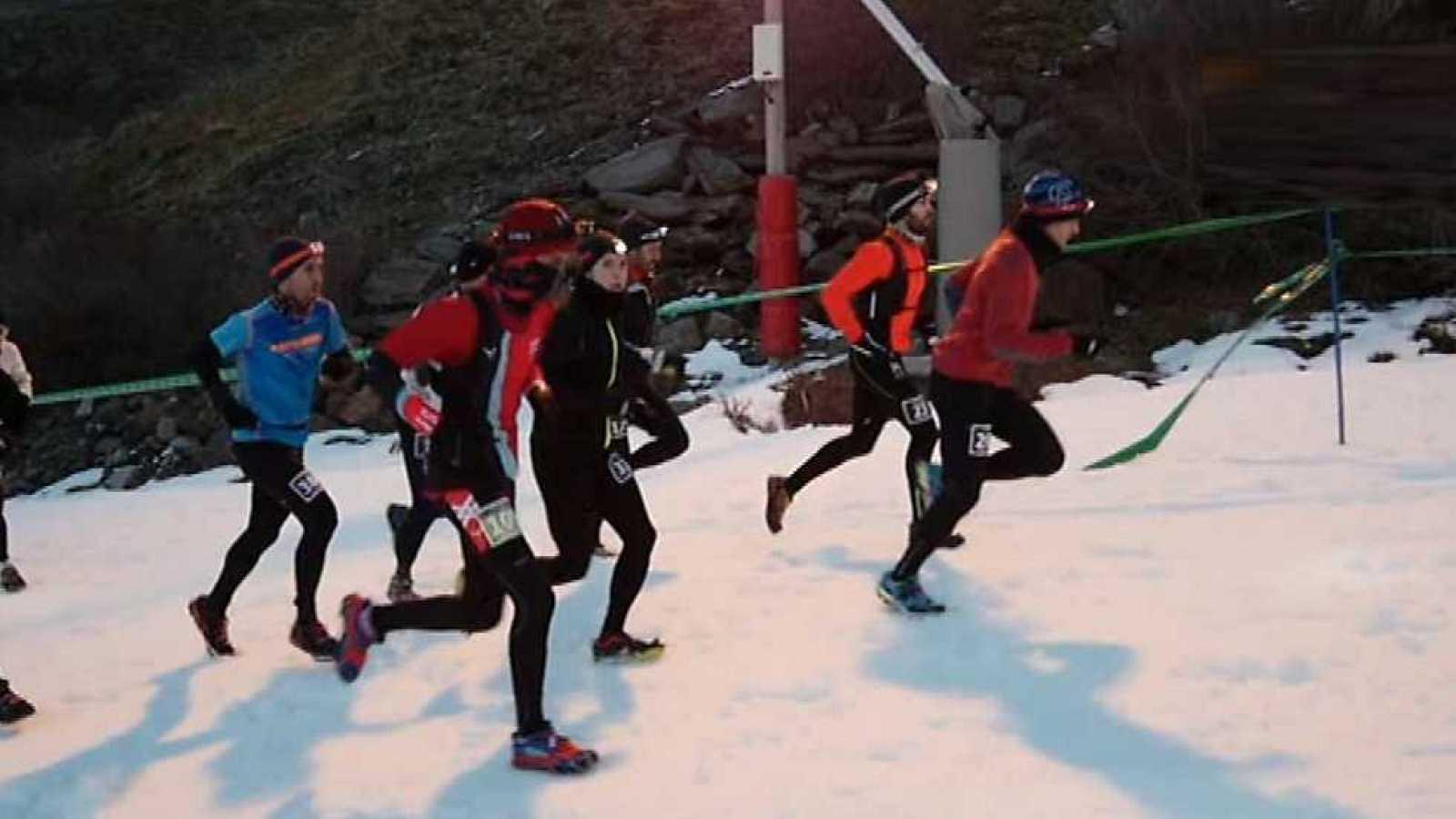 0147ccd1b99d7 Para todos los públicos Carrera de Montaña - Gran Premio Ternua Snow Running  Sierra Nevada 2016 - Ver ahora reproducir video