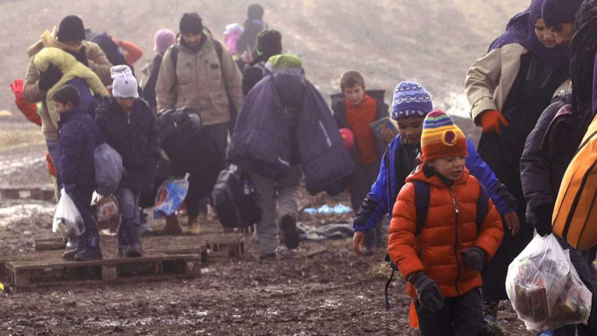 En Europa han desaparecido 10.000 menores refugiados que viajaban solos