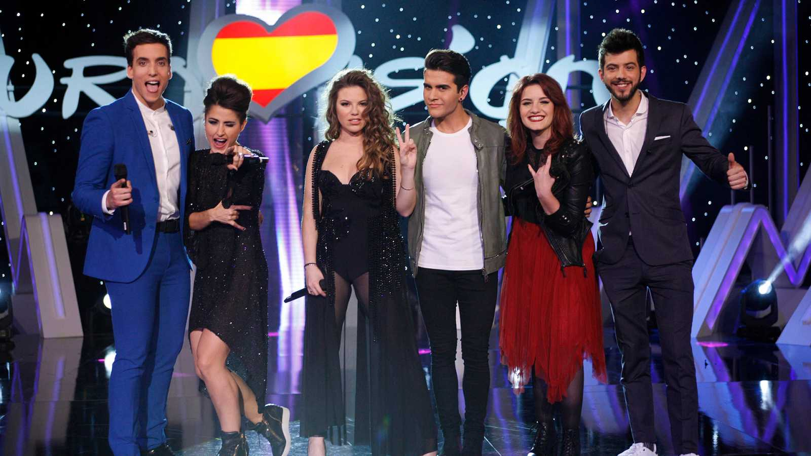 Objetivo Eurovisión 2016 - RTVE.es