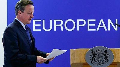 Bruselas presenta su primera propuesta para evitar la salida de Reino Unido de la UE