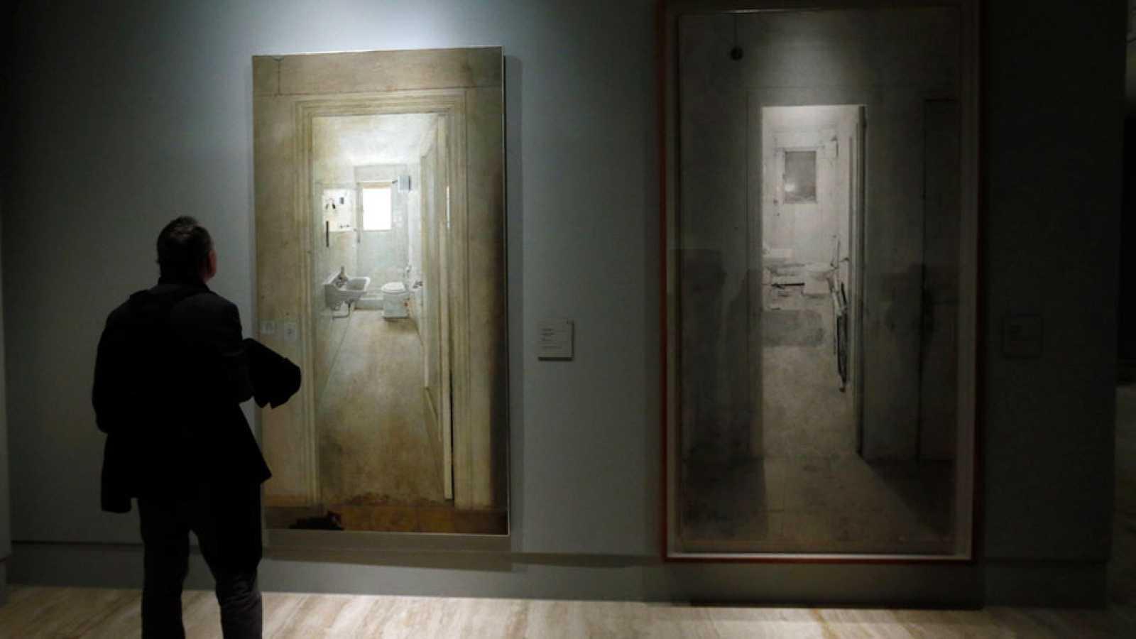 El Lavabo De Antonio Lopez.Los Realistas De Madrid Exponen Sus Obras En El Museo Thyssen