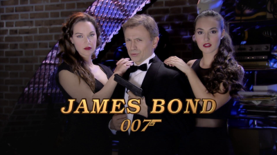 José Mota presenta - 'Agente James Bond' Recortes