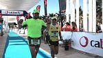 A la carrera  - Málaga
