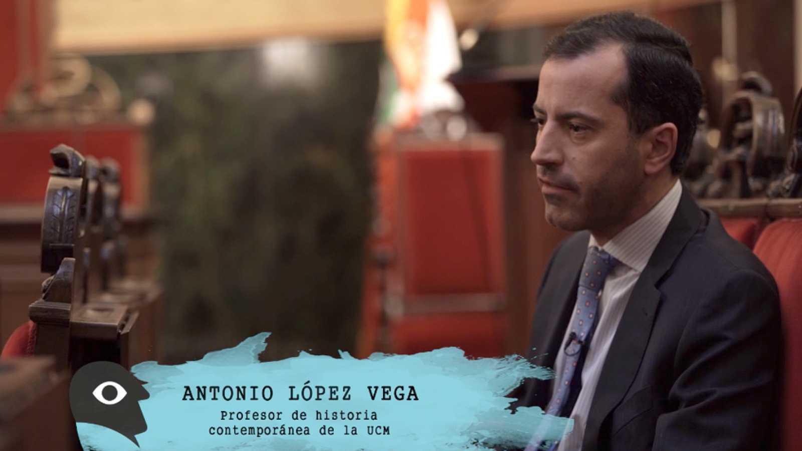 El Ojo Clínico - Antonio López relata cómo la gripe ha marcado la ...