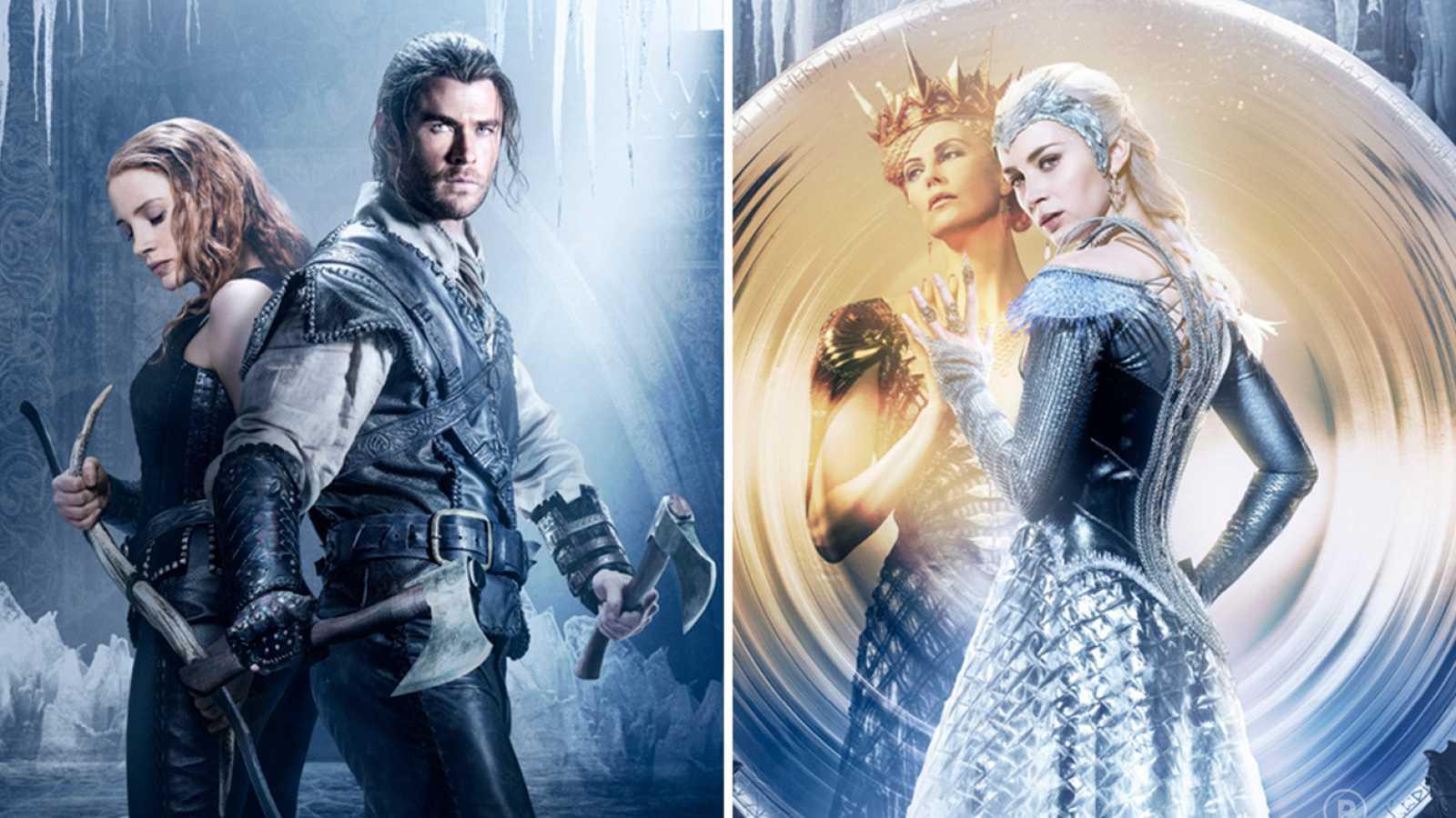 Tráiler de 'Las Crónicas de Blancanieves: El cazador y la reina del hielo'  reproducir video