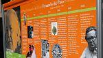 Una exposición recuerda los 40 años del Premio Cervantes