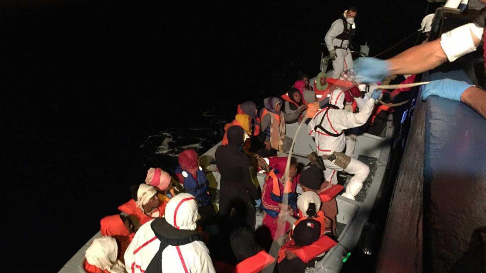 Médicos Sin Fronteras reanuda las operaciones de salvamento en el ...