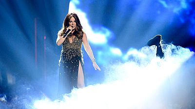 Eurovisión 2016 - Semifinal 1 - Malta: Ira Losco canta 'Walk On Water'