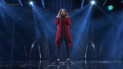 Eurovision 2016 - Semifinal 2 - Polonia: Micha: Szpak interpreta la balada 'Color Of Your Life'