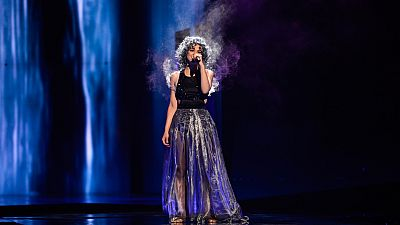 Eurovision 2016 - Semifinal 2 - Suiza: Rykka defiende el tema 'The Last Of Our Kind'