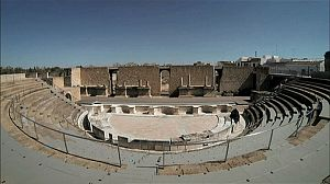 Vías romanas en Europa. Episodio 1