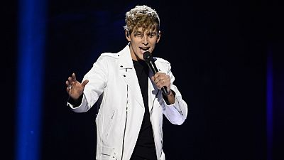 Eurovisión 2016 - Lituania: Donny Montell canta `I've been Waiting For This Night¿