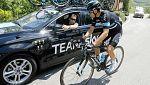Mikel Landa abandona el Giro con problemas físicos