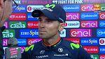 """Valverde: """"Queríamos reventar la carrera en todo momento"""""""