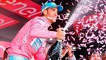 Nibali sentencia el Giro y Valverde se mete en el podio