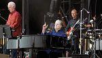 Brian Wilson convierte el Primavera  Sound en una fiesta colorista de los años 60