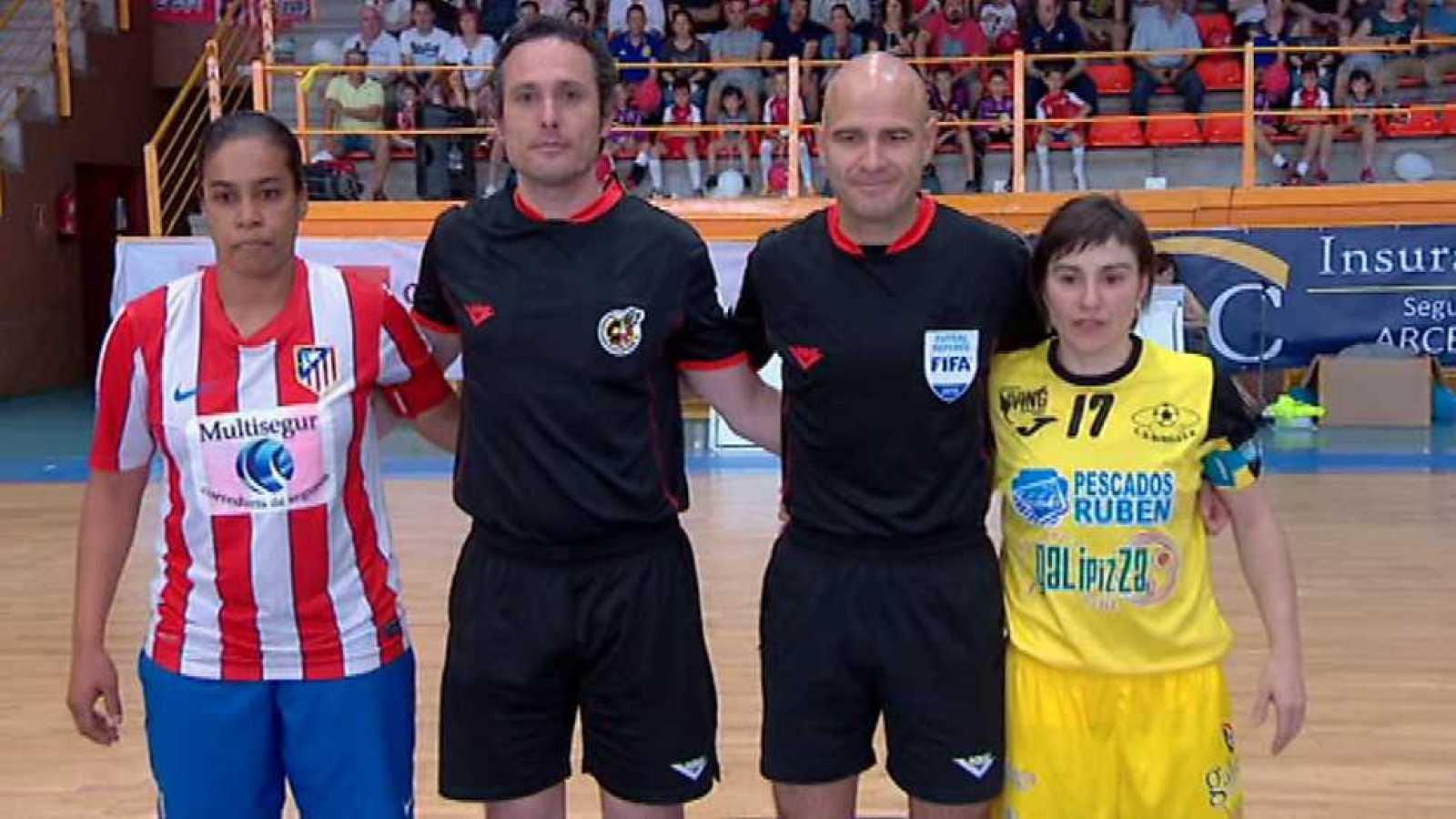 a57e6f67dfa48 Para todos los públicos Fútbol Sala - Copa de España Femenina.
