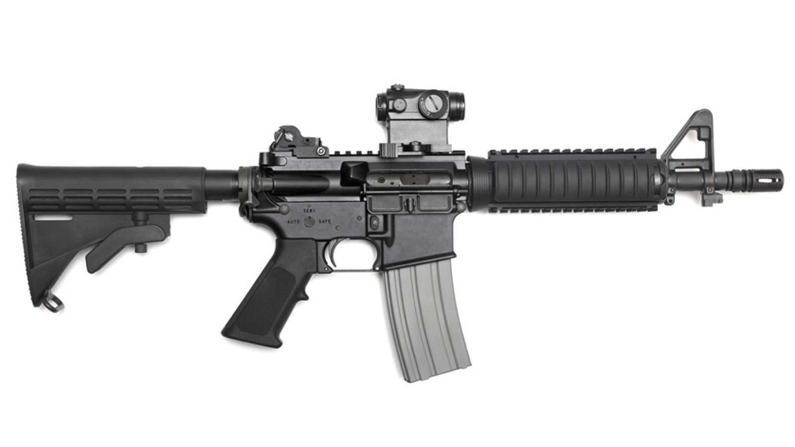 El fusil de asalto AR-15, el más vendido en Estados Unidos ... R15 Arma