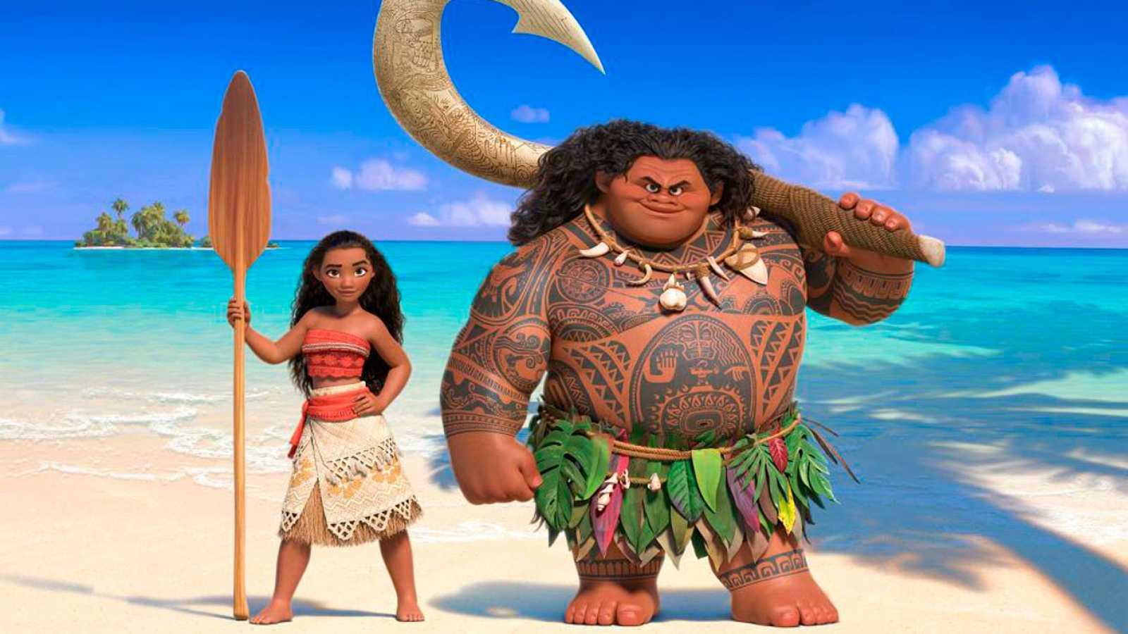 Primer Trailer En Espanol De Vaiana La Nueva Pelicula De Disney