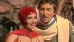 La comedia musical española - El águila de fuego