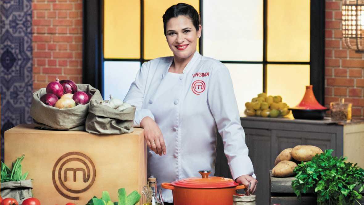 Recetas De Cocina Masterchef   El Libro De Recetas De Virginia La Nueva Masterchef Espana