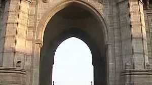 La puerta de la india