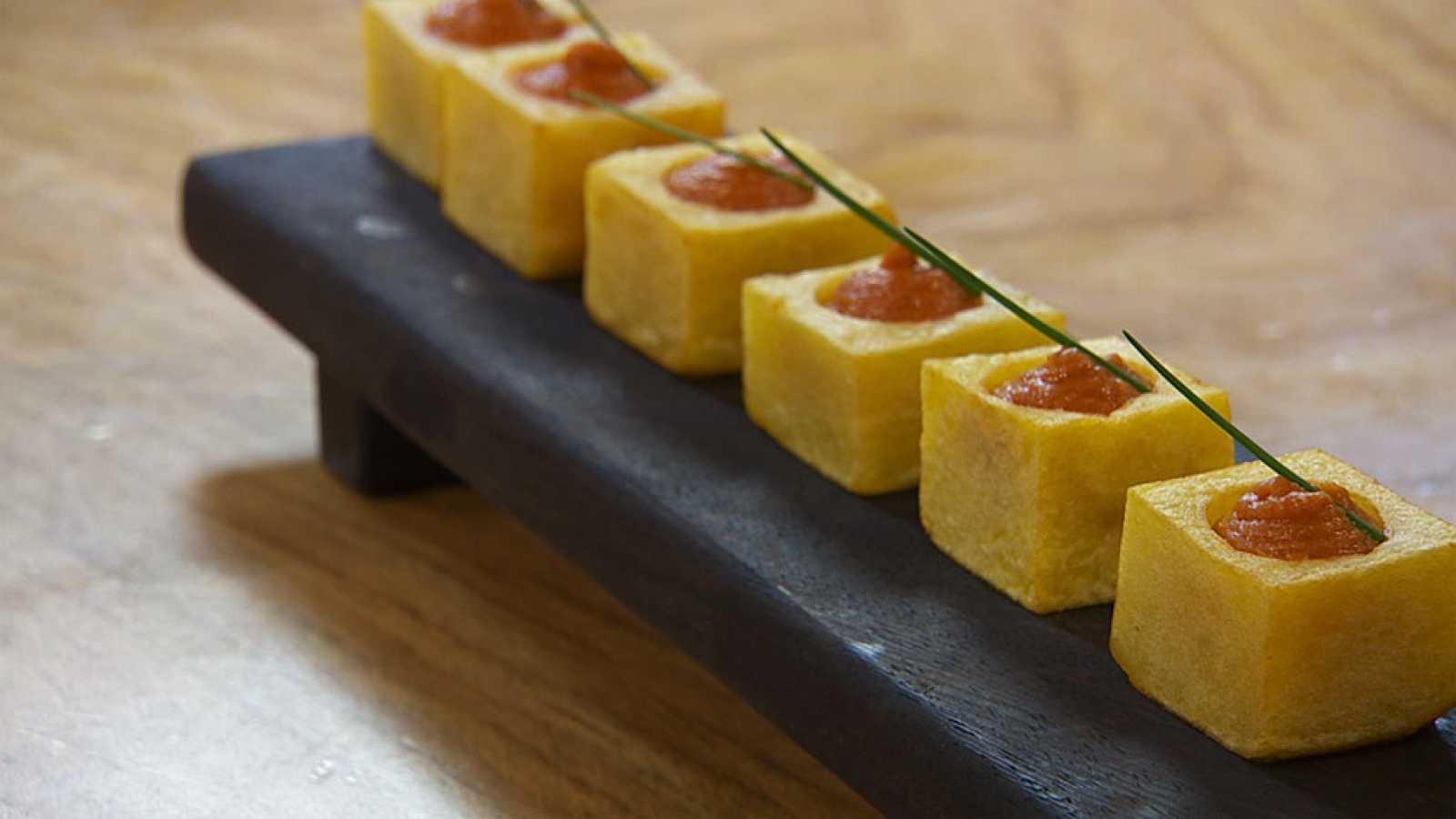 Receta De Patatas A La Riojana Torres En La Cocina
