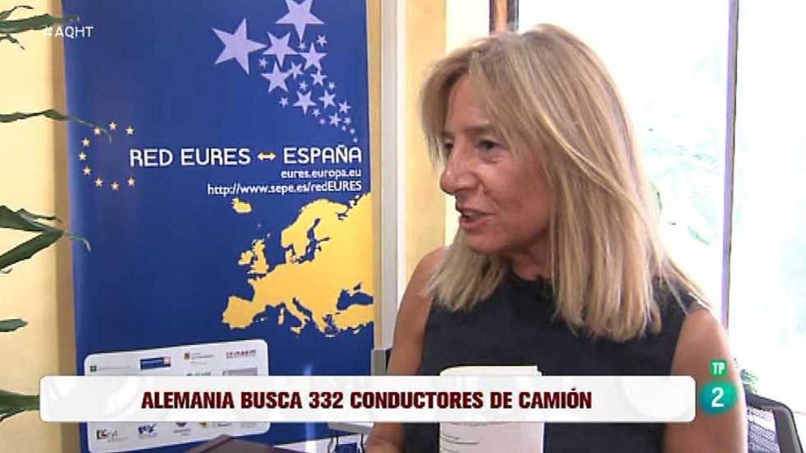 Aquí hay trabajo - 15/07/16 - RTVE.es