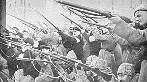 Apocalipsis, la 1ª Guerra Mundial: el miedo