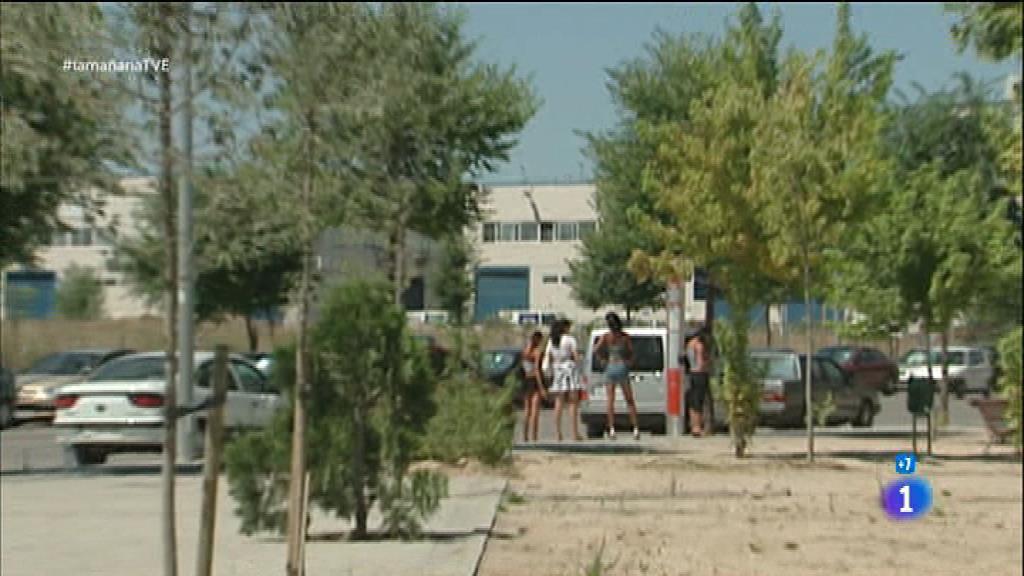 barrio prostitutas madrid prostitutas despedida de soltero