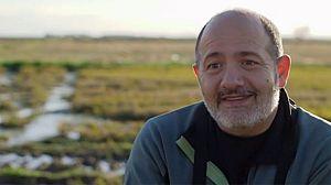Virgilio, director de una empresa de turismo ornitológico