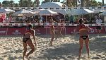 Voley playa - Madison Beach Volley Tour 2016. Prueba Tarragona
