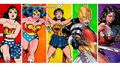 Video de DC Comics para celebrar el 75 aniversario de Wonder Woman