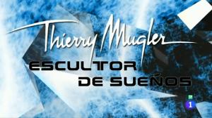 Thierry Mugler, escultor de sueños