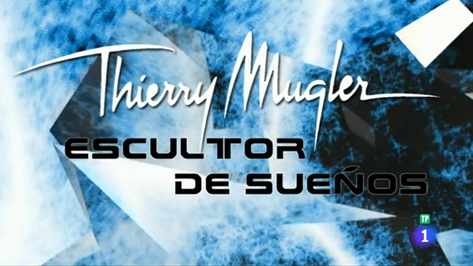 7e0999083a ... Flash Moda - Thierry Mugler, escultor de sueños - ver ahora reproducir  video