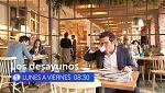 Nueva temporada de 'Los Desayunos' con Sergio Martín