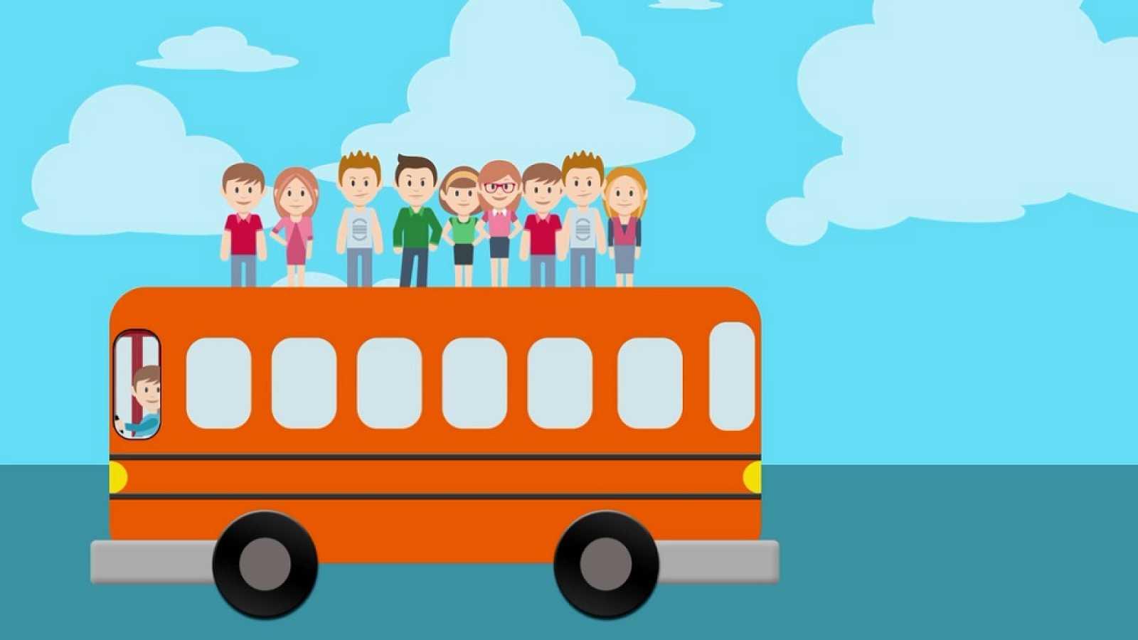 Desafia Tu Mente Cuantos Anos Tiene El Conductor Del Autobus