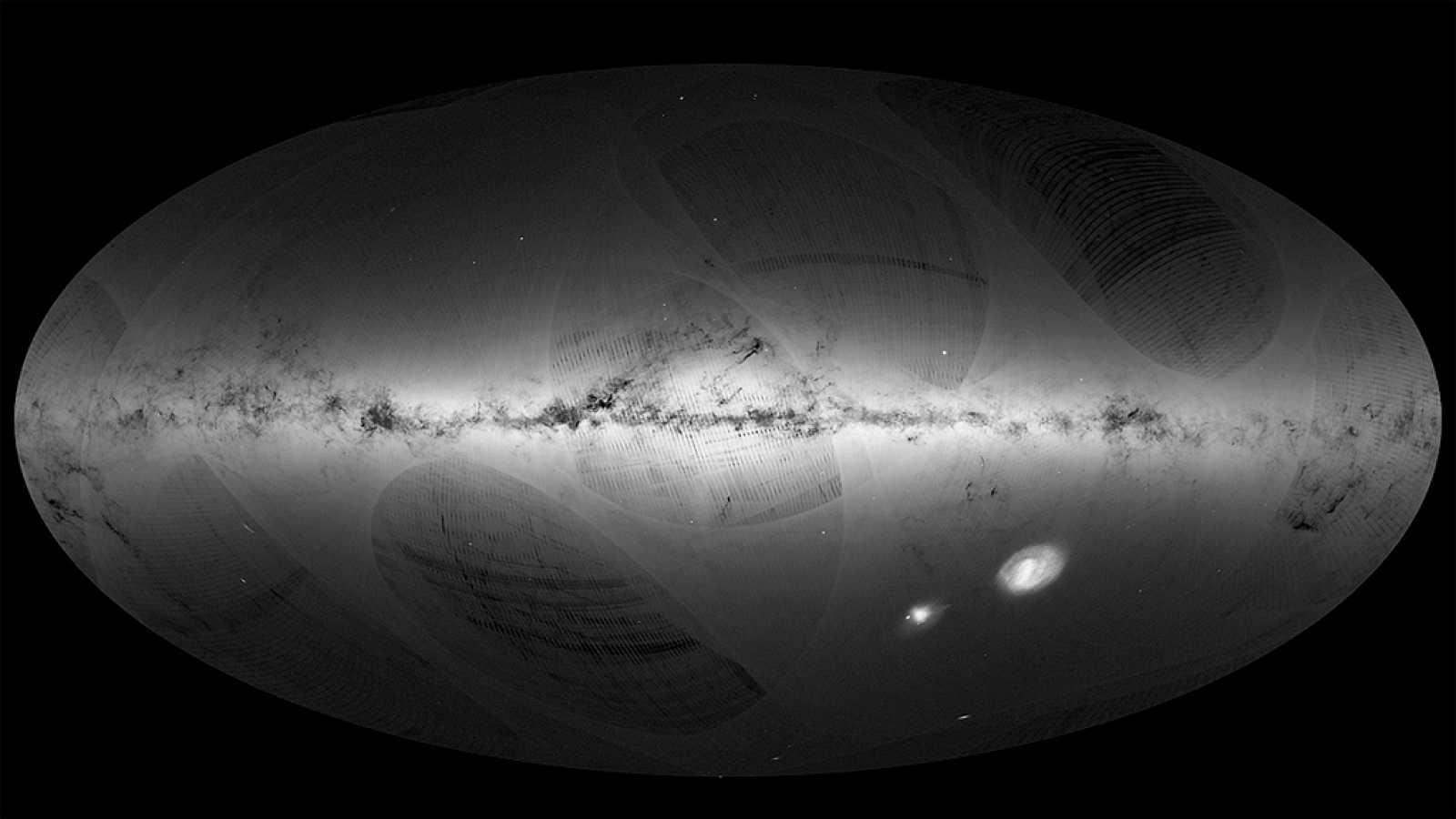 ba97cd85f01 Para todos los públicos La Agencia Espacial Europea ha presentado el primer  catálogo de 2 millones de estrellas de la reproducir video