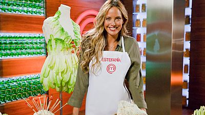 MasterChef Celebrity - Estefanía Luyk, una fan total